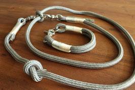 Set Halsband + Leine