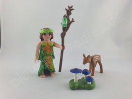 Playmobil 70059 Special Elfe mit Reh