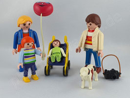 Playmobil 3209 Familienspaziergang mit Buggy