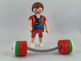 Playmobil 5199 Sports & Action Gewichtheber