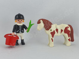 Playmobil 4641 Special Kind mit Pony