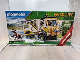 Playmobil 70278 Expeditionstruck Neu originalverpackt