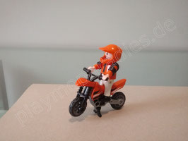 Playmobil 4698 Special Kinder-Motocross