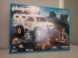 Playmobil 9371 Geldtransporter Neu originalverpackt