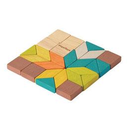 Mosaico Plantoys en lata (4131)