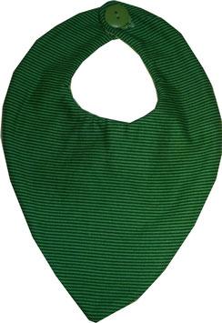 Babero verde
