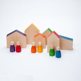 Casas y nins