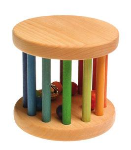 Rolling Wheel,  rainbown colours