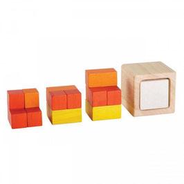 cubos fracción