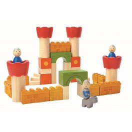 Castillo Plan toys
