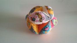 Pelota Montessori hadas colores