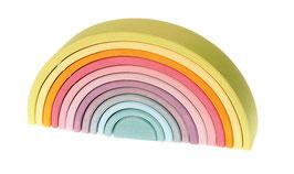 Arco iris pastel 12 piezas