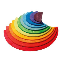 Semicírculos para el arco iris