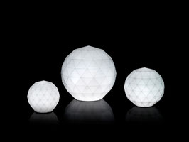 Kugel-Lampe VASES