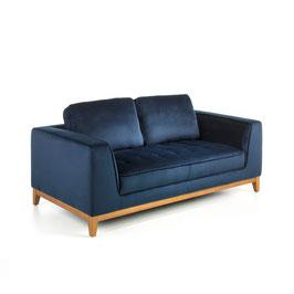 Sofa 2-Sitzer Samt
