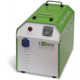 E-Box Off-Grid Stromversorgung Insel 1600 VA 230 V
