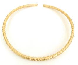 "925 Silver Chocker necklace ""Cairo"""