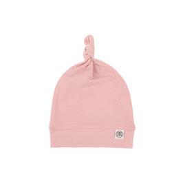 Mütze mit UV-Schutz für Babys und Säuglinge in Misty Rose