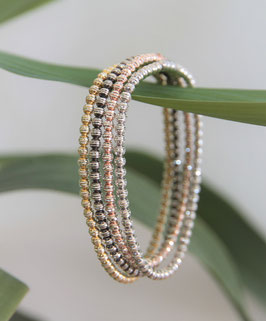 "Süßes Stretch Armband ""Sparkle mini"" aus 925 Silber"