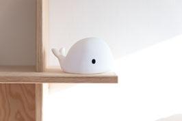Moby - LED Nachtlampe, 16,5 × 11 × 12 cm