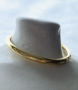 """Halsreif """"Big Classique"""" halsgeformt, 10 mm Durchmesser rund"""