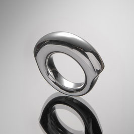 """Perfectly designed ring """"Cleopatra"""" made of 925 sterling silver"""
