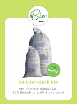 Bio Soilback für den Garten-freund groß