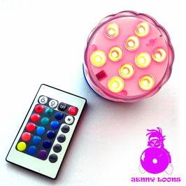 CATTEX LED-Aufblasventil / LED-Valve