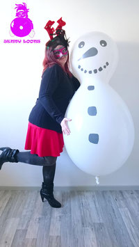 CATTEX Giant Doll Snowman