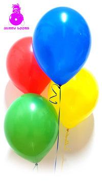 "EVERTS 16"" Maxi Ballons (4er Pack)"