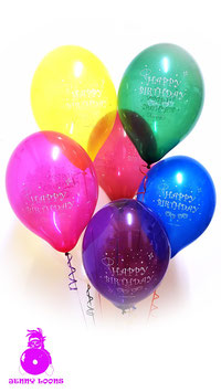 "BELBAL B120 ""Happy Birthday"" (10er/20er Pack)"