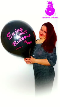 "CATTEX 16"" ""Enjoy your balloons"""
