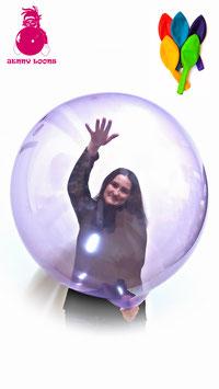 "JENNY LOONS 24"" Soft Crystal Premium"