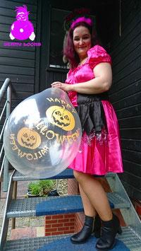 """CATTEX 18"""" Stuffer Happy Halloween"""