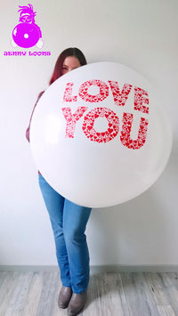 "CATTEX 36"" ""LOVE YOU"""