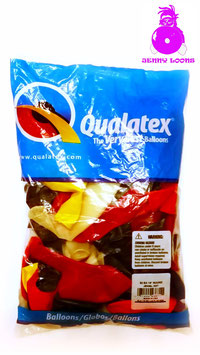 "QUALATEX 16"" (50er Multipack)"