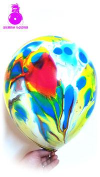 "UNIQUE 14"" Multicolor (Marble)"