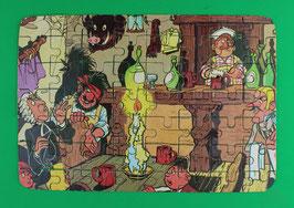 Abrafaxe schönes Puzzle aus DDR-Zeiten Nr. I