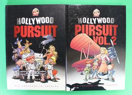 Abrafaxe Hollywood Pursuit Vol. 1 und 2