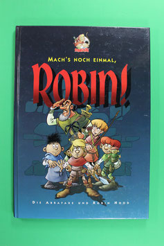Mach´s noch einmal, ROBIN!