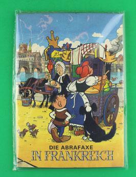 Die Abrafaxe in Frankreich 2. Auflage 1984 neuwertig & eingeschweißt