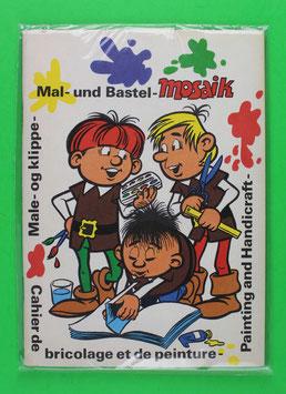 Mal- und Bastel-Mosaik 1988,neuwertig & eingeschweißt