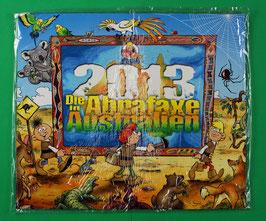 Kalender Abrafaxe  Die Abrafaxe in Australien von 2013  neuwertig & eingeschweißt