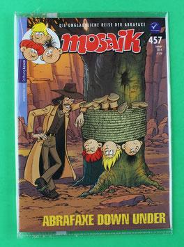 Abrafaxe Variant-Cover Nr. 457  Kioskausgabe und eingeschweißt