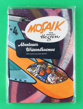Abenteuer Wissenskosmos - Der Comic aus Ost-Berlin Begleitbuch 2007 neuwertig & eingeschweißt