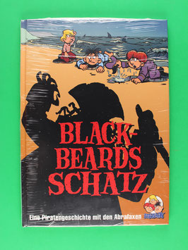 Blackbeards Schatz 2010 neuwertig & eingeschweißt