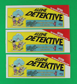 Werbecomic Kleine Detektive - Einer zuviel im Boot! neuwertig