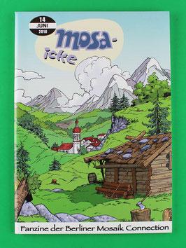 Fanzine Mosa-icke Nr. 14  2010    neuwertig