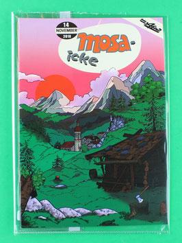 Fanzine Mosa-icke Nr. 14  2010 Variant am Abend  neuwertig & eingeschweißt