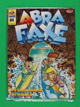Die Abrafaxe indonesische Ausgabe Nr. 4 2001  neuwertig & eingeschweißt